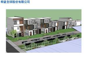 宜蘭新建案-希望莊園Villa Villa 總價:788萬起