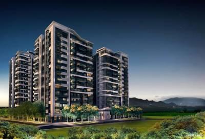 宜蘭新建案-力信擎天 總價:888~3,025萬