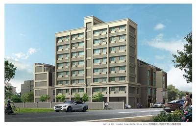 新竹新建案-笎坤世璽-新古典電梯大樓 總價:13~16萬/坪